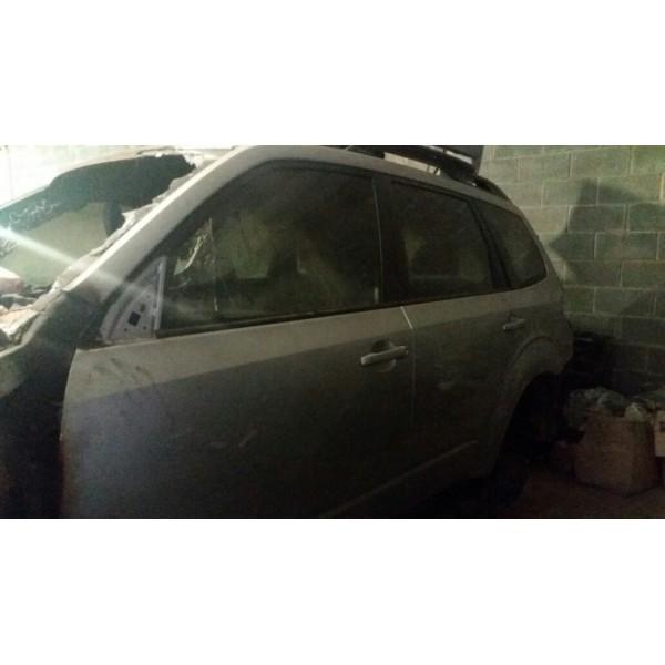 Vidro De Porta Subaru Forester Ano 2012