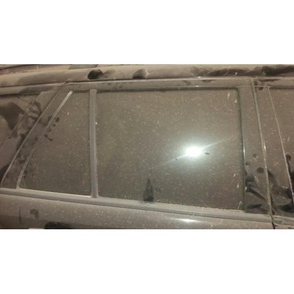 Vidro Fixo Da Porta Mercedes Benz C230 Kompressor Touring
