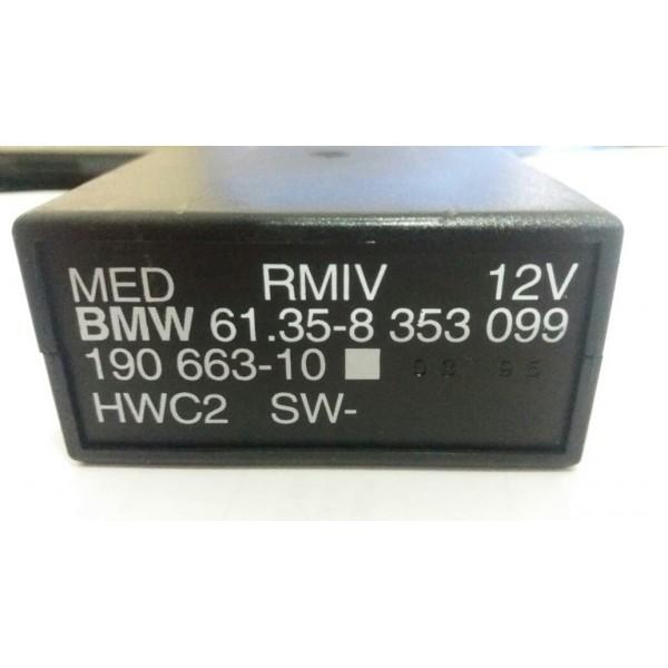 Modulo Bmw 328 Ano 96 Vidro Trava Luz 61.35-8 353 099