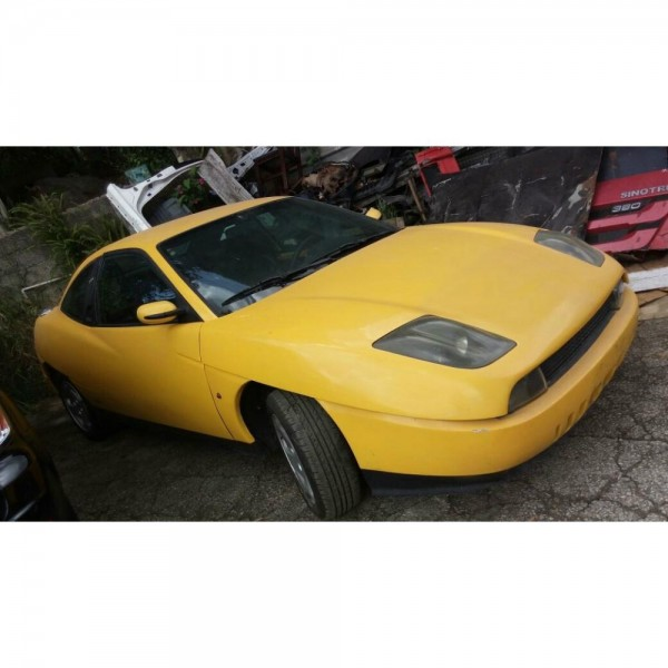 Caixa De Direção Hidraulica Fiat Coupe
