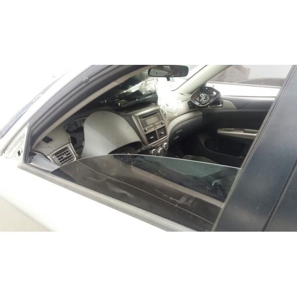 Vidro De Porta Subaru Impreza Dianteiro Esquerdo