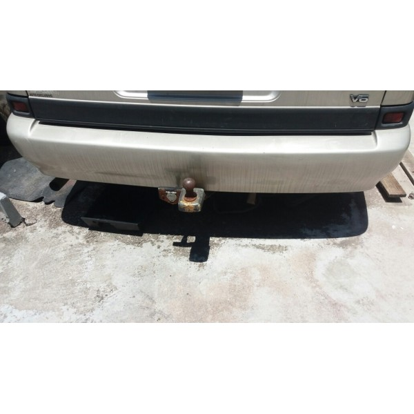 Parachoque Traseiro Mazda Mpv