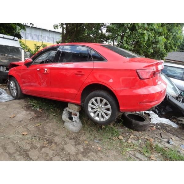 Audi A3 Ano 2015 Sucata Para Peças - Planeta Motor