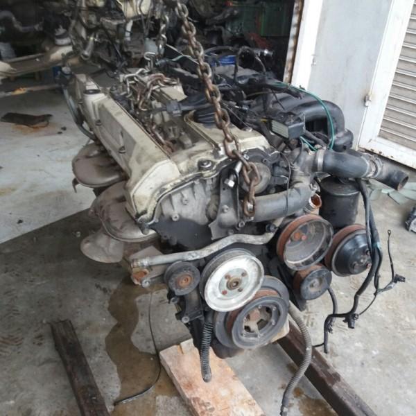 Motor Mercedez C280 De 1995 A 1999