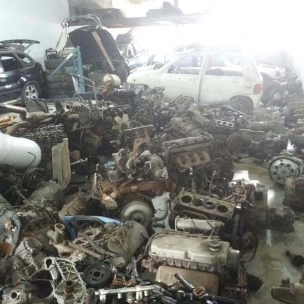 Motor Bmw Subaru Mercedez Importados