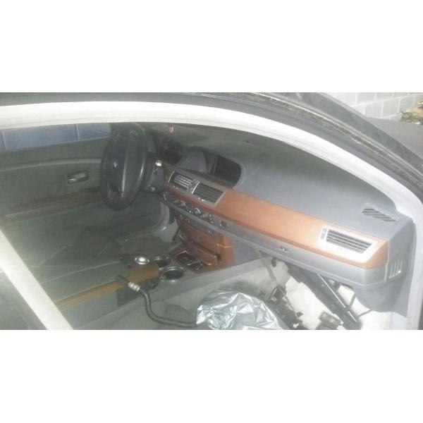Bmw  745 Ano 2002 Motor/cambio/alternador/lataria Em Geral