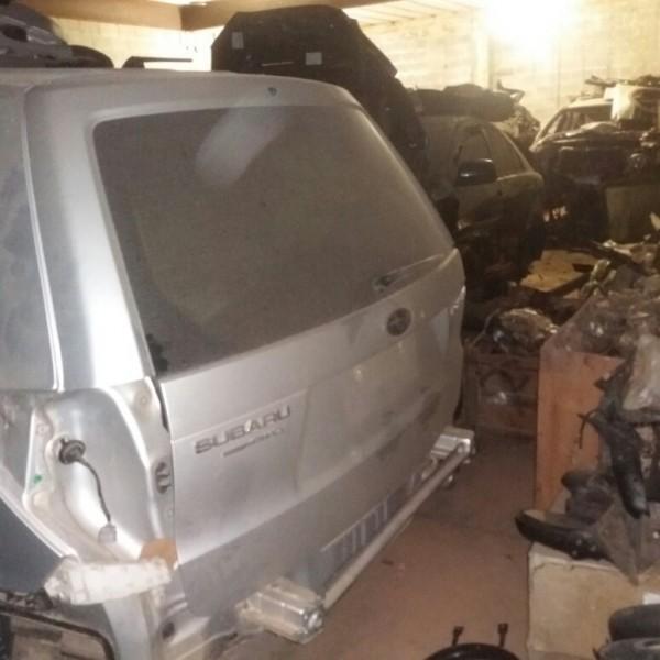 Vidro Vigia Subaru Forester 2012