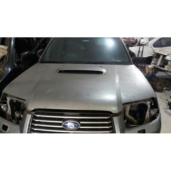 Subaru Forester 2.5 Ano 2007/2008 Para Retirada De Peças