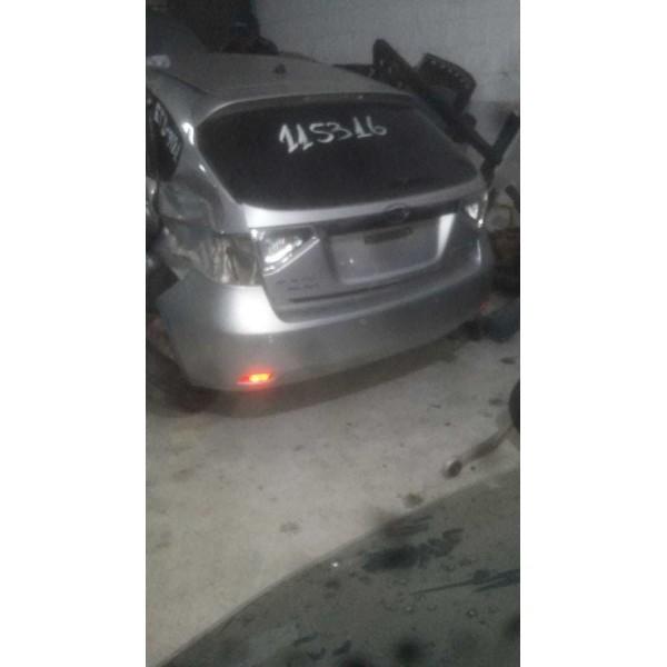 Para Choque Subaru Impreza 2008 A 2012