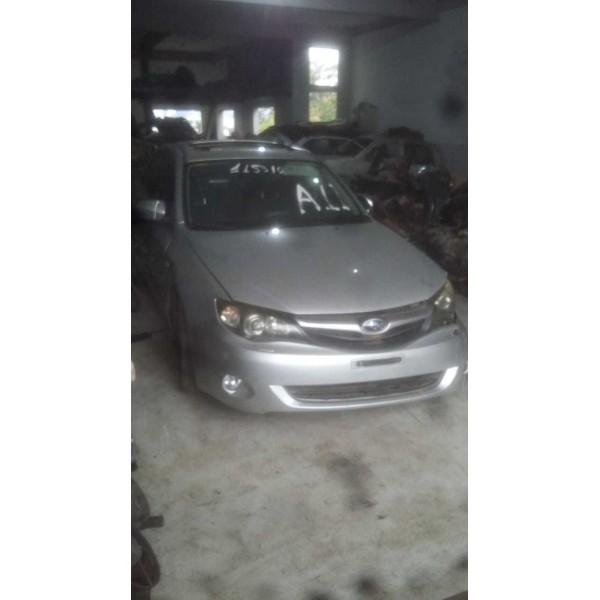 Capô Subaru Impreza 2008 A 2011
