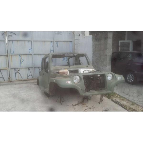 Jeep Carroceria Completa Troller