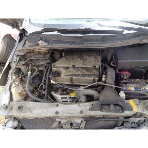 Mitsubishi Grandis 2.4 Ano 06 Sucata Peças - Planeta Motor