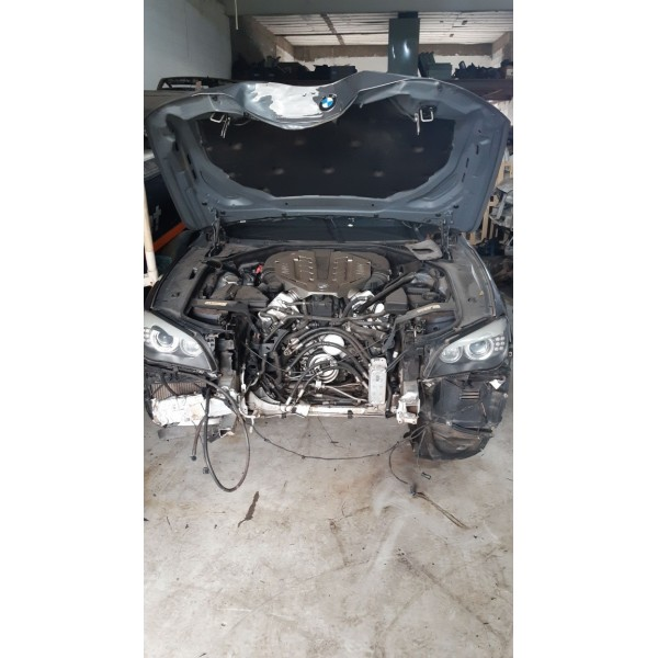 Bmw 750 Motor Câmbio Suspensão Lataria Faróis Lanternas ...