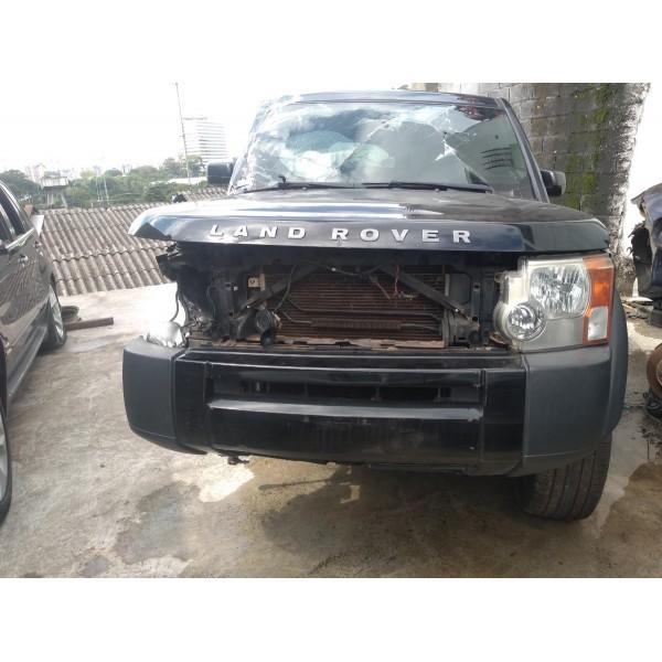 Land Rover Discovery 3 Sucata Inteira Para Retirada De Peças