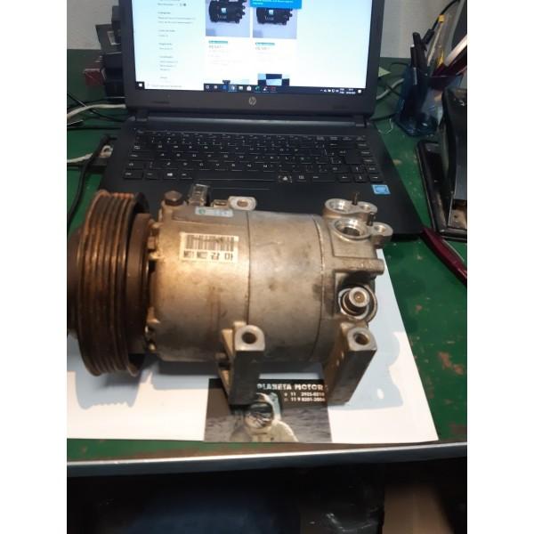 Compressor  De Ar Kia Soul Fg8aa07