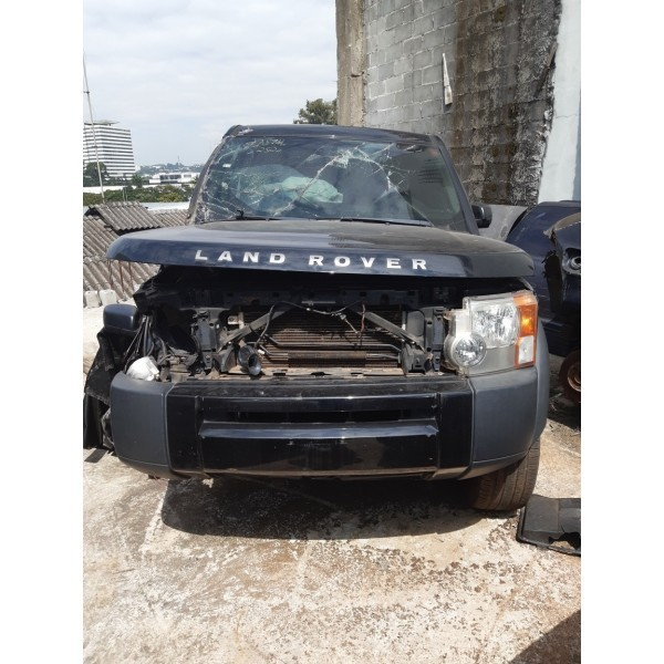 Sucata Land Rover Discovery
