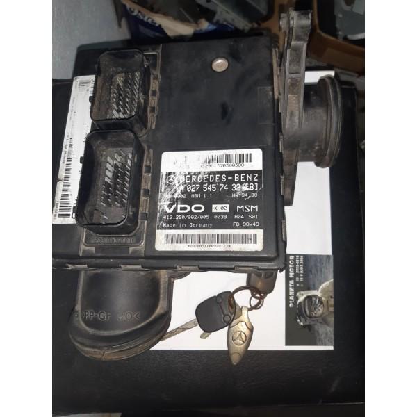 Modulo De Injeção Eletrônica Mercedes Classe A A02754574328