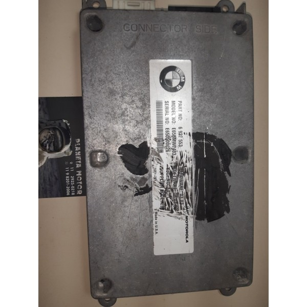 Módulo Transmissor Telefone Motorola Bmw 745i 6923 553