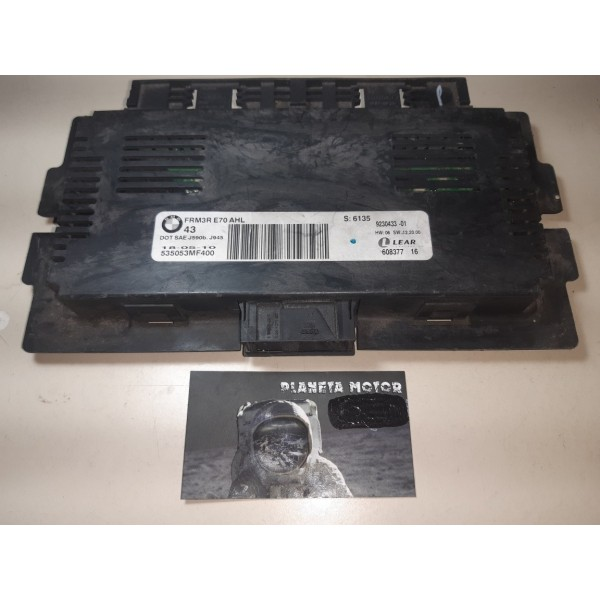Módulo De Conforto Bmw X5/x6/e70/e71 535053mf400