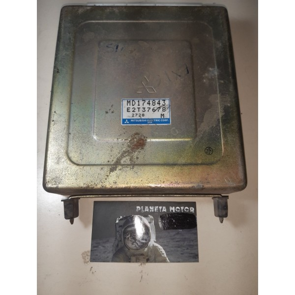 Computador Módulo Ecu Mitsubishi Md 174843e2t37678