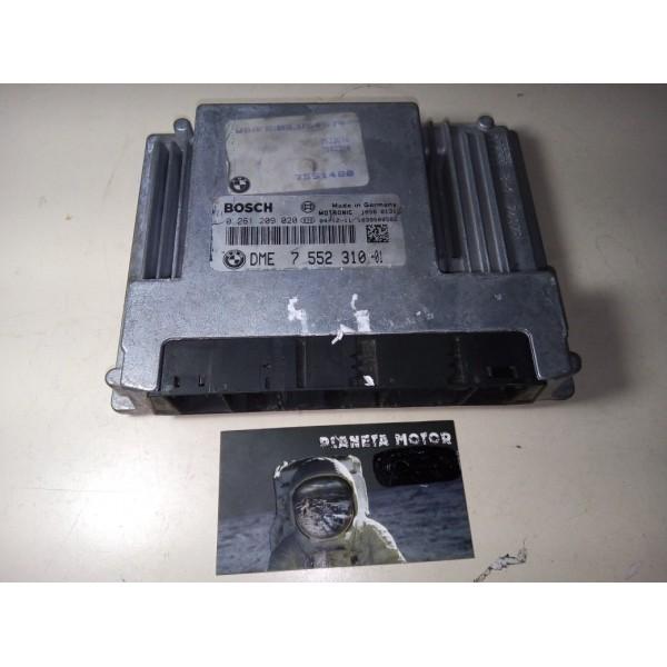 Módulo De Injeção Bmw X5/2004 Dme 7 552 310-01