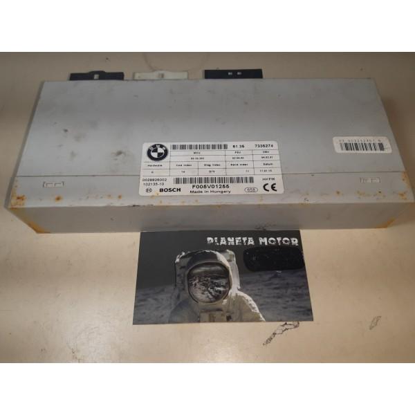 Unidade De Controle Ecu Bmw X5F005v01255