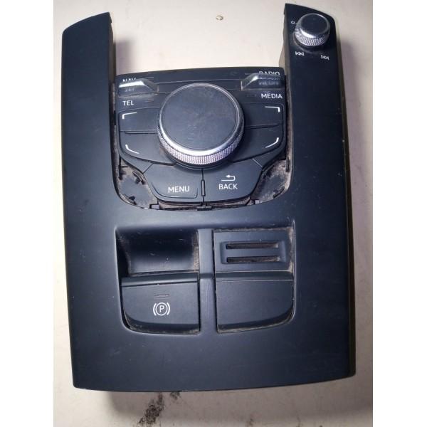 Console Central Multimídia Audi A3 Ano 2013