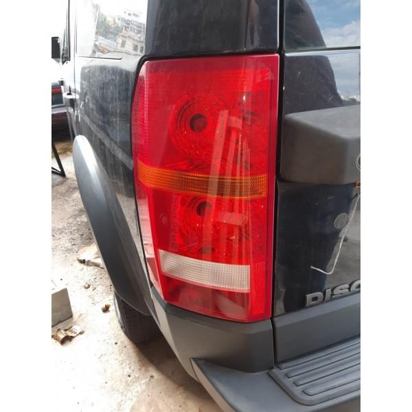 Lanterna Traseira Lado Esquerdo Land Rover Discovery