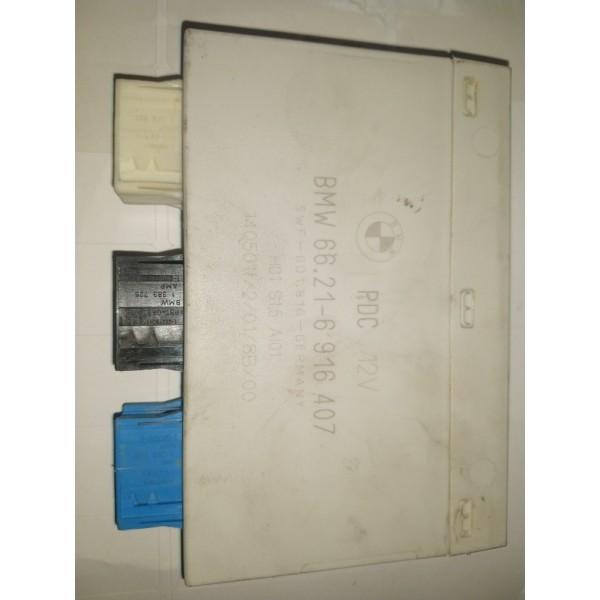 Modulo Pdc Controle De Estacionamento Bmw X5 2000/2002