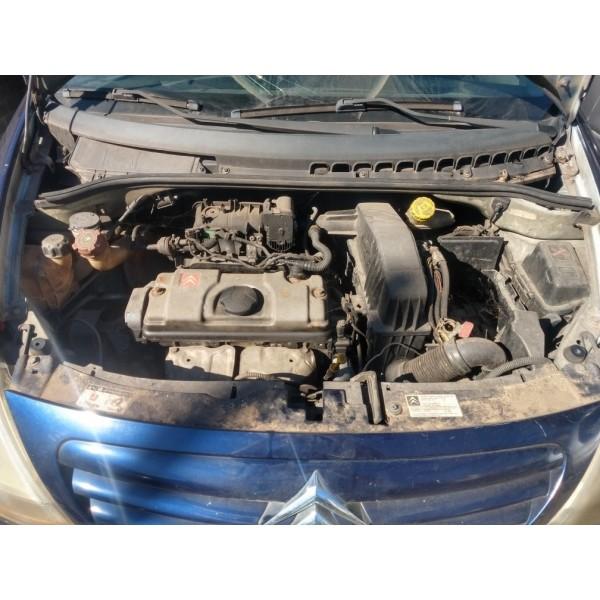 Motor Parcial Citroen C3 1.4 Flex