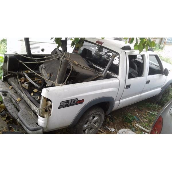 Chevrolet S10 Sucata Para Retirada De Peças - Planeta Motor