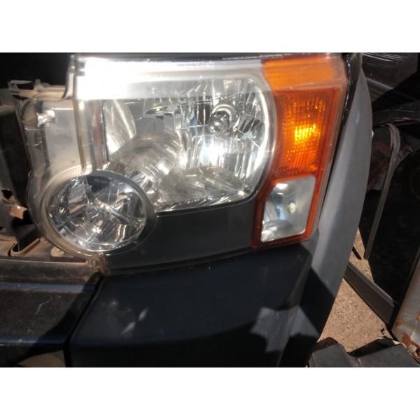 Farol Lado Esquerdo Land Rover Discovery