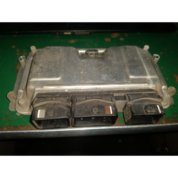 Módulo De Injeção Eletrônica Citroen C3 Motor 1.4
