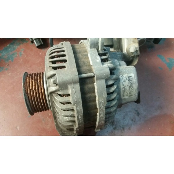 Alternador  Honda Civic Ano 2008