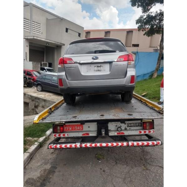 Tampa De Mala Traseira Subaru Legacy