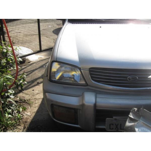 Terios  Daihatsu - Sucata Peças - Planeta Motor
