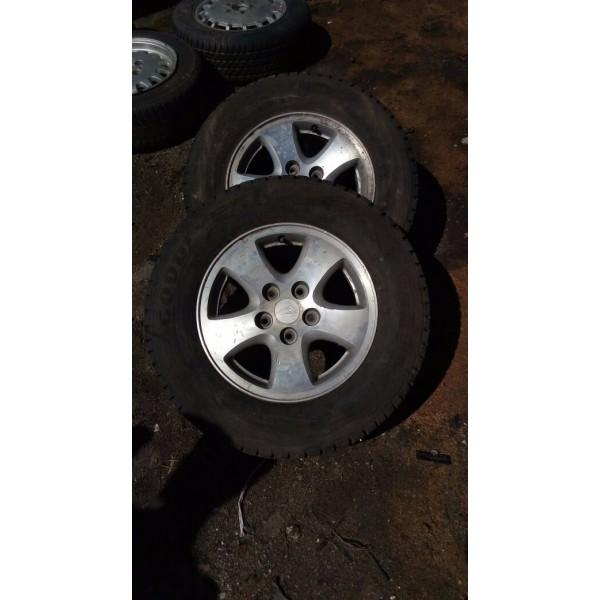 Rodas Daihatsu Terios - Planeta Motor
