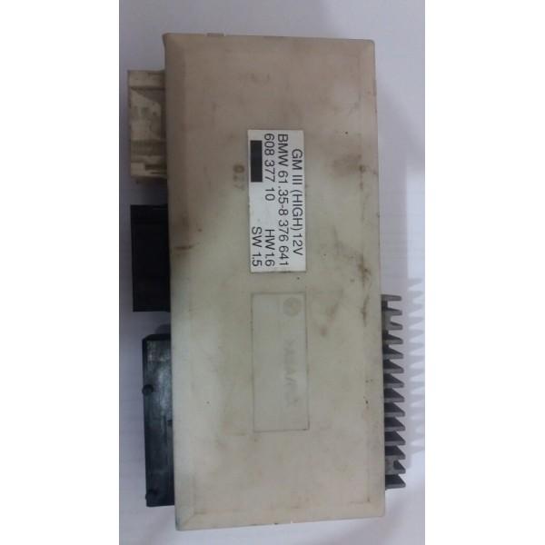 Modulo De Controle Corpo  Bmw 61.35-8376 641