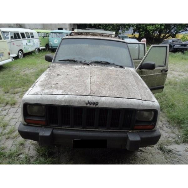 Jeep Cherokee Sucata Para Peças