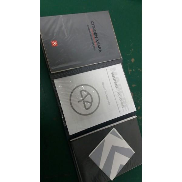 Manual Proprietario Citroen Xsara