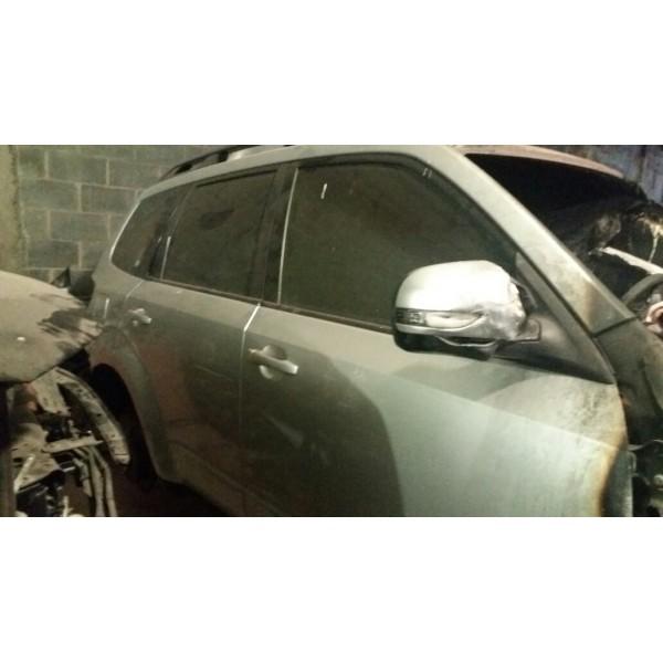 Maçaneta  Externa Subaru Forester  Ano 2012