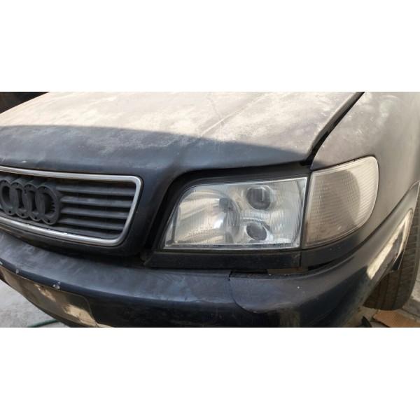 Parrabarro Audi A6