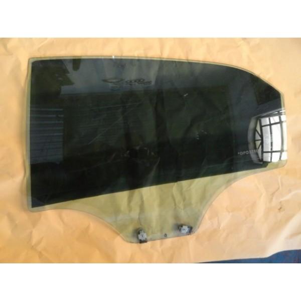 Vidro De Porta Traseiro  Hyundai Hb20 Lado Esquerdo