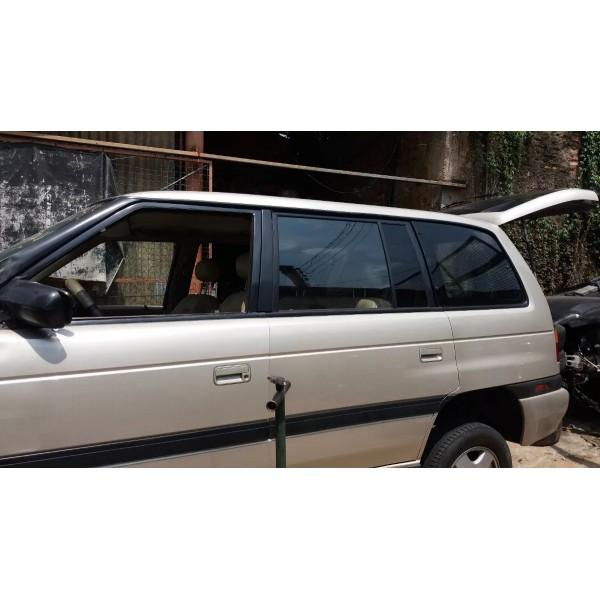 Vidro De Porta Mazda Mpv Ano 99 Traseiro Direito