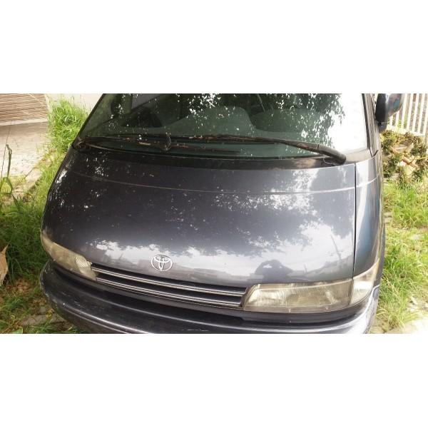 Vidro De Porta Toyota Previa Lado Esquerdo Dianteiro