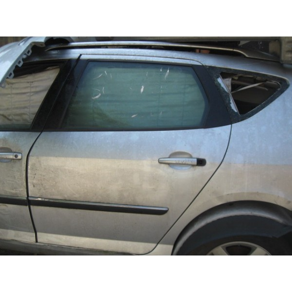 Vidro Do Peugeot 407 - Traseiro Lado Esquerdo