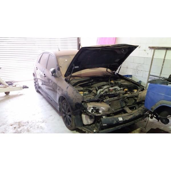 Caixa De Direção Subaru Impreza Ano 2008 A 2011