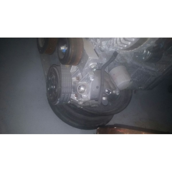 Compressor Ar Condicionado  Nissan March Ano 2015