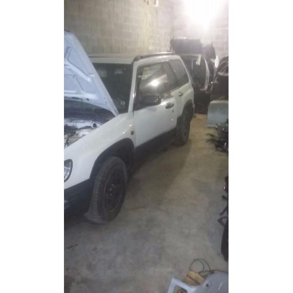 Vidro De Porta Subaru Forester Ano 98 Traseira Esquerda