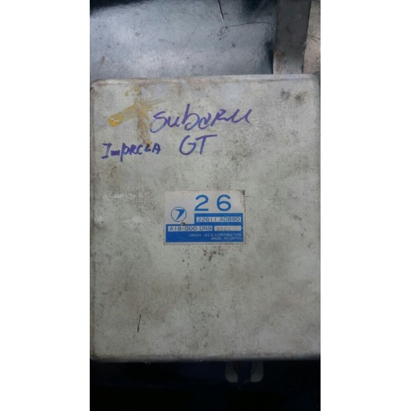 Modulo De Injecao Subaru Impreza Gt